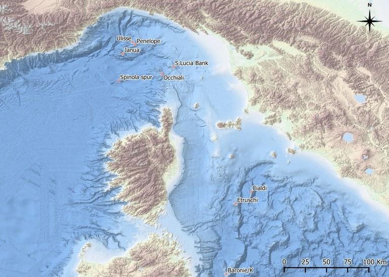 Explored seamount new